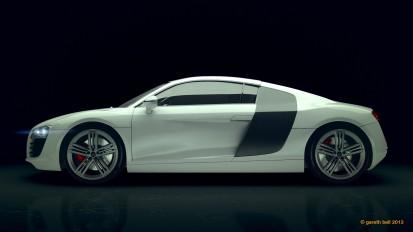 R&D: Audi R8