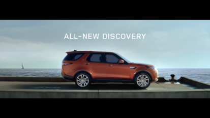 Land Rover Discovery – Serenity in the Storm