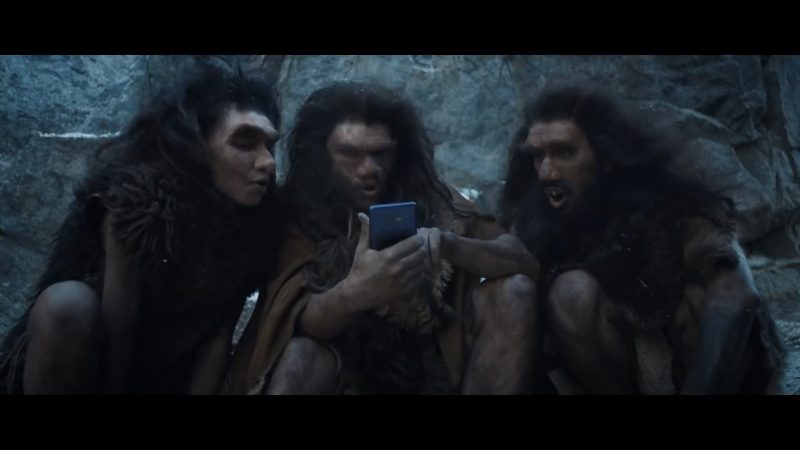 Three – #PhonesAreBad