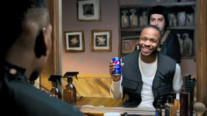 Pepsi – Play Never Stops